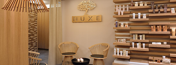 NUXE Spa at Hôtel Le Balthazar & Spa
