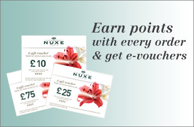 Join our loyalty programme to get rewarded with e-vouchers