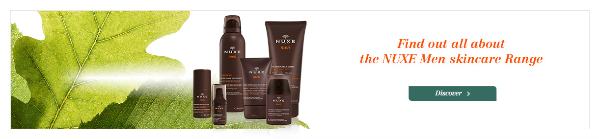 Find out more about the NUXE Men range