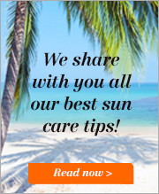 Read all our suncare tips