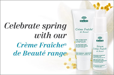 Celebrate spring with our moisturising and soothing range