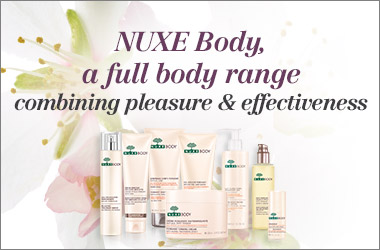 NUXE Body, the complete range for body care