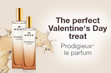 Our perfume is the perfect gift for Valentine's Day