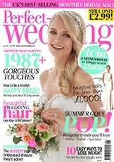 Cover Perfect Wedding June 2014