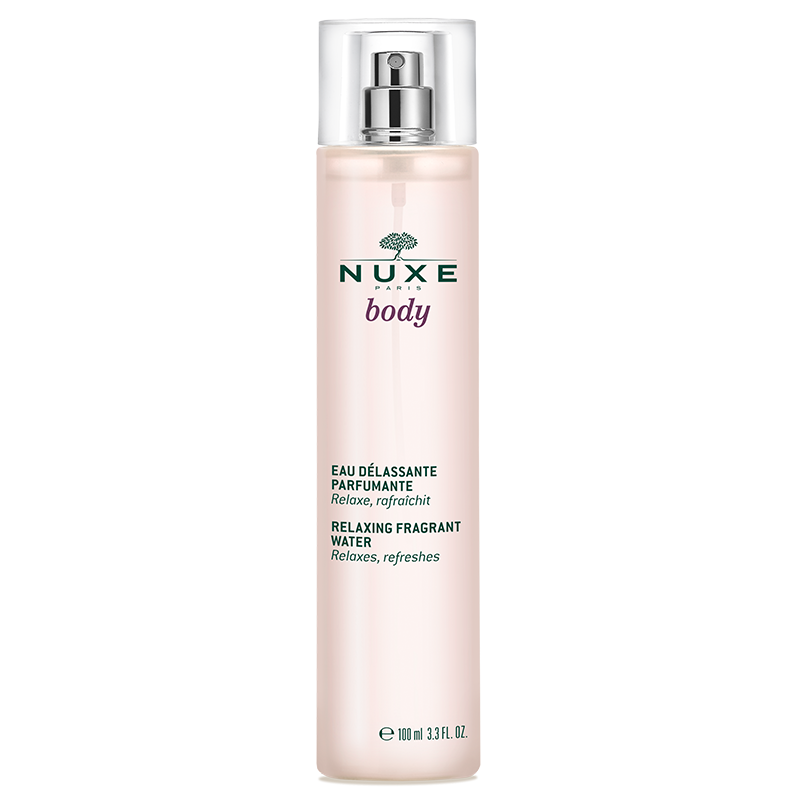 NUXE Body, Relaxing Fragrant Water - NUXE Relaxing Scent Night Cream