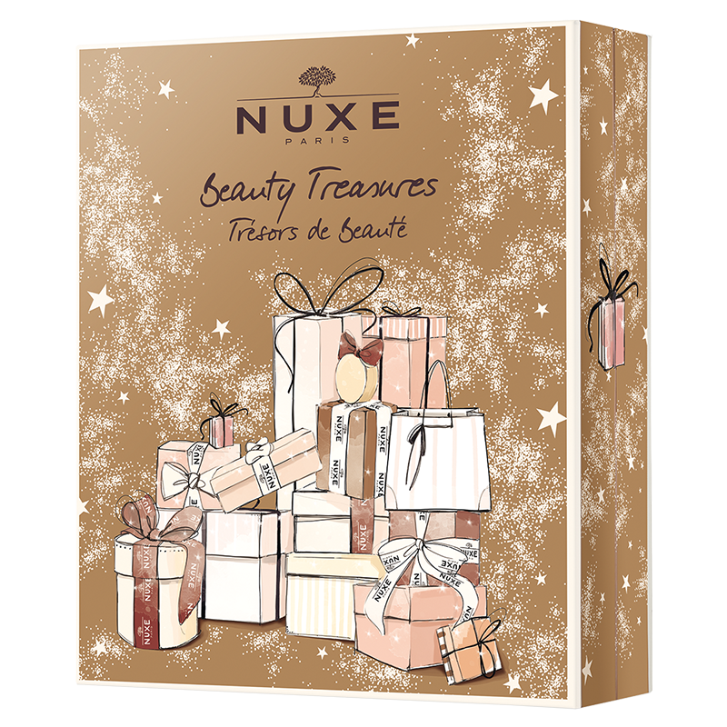 nuxe 10 beauty treasures sets gifts nuxe