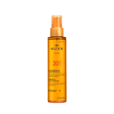 Tanning Oil NUXE Sun - SPF 30 Pump action bottle 150ml