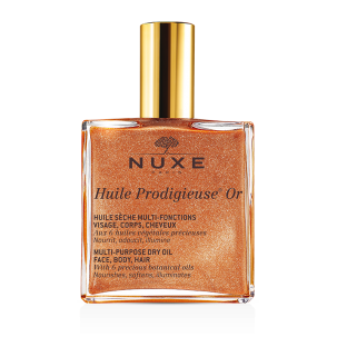 Shimmering dry oil - Multi-purpose dry oil - Huile Prodigieuse®