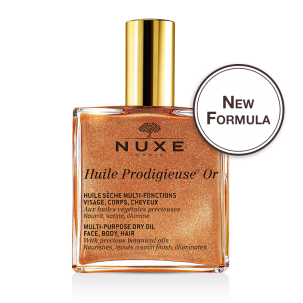 Shimmering Dry Oil Huile Prodigieuse® Or - Nuxe
