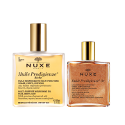 Duo Huile prodigieuse® riche and shimmering
