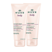 NUXE Body Duo Shower Gel - One for FREE - save £9.00 2x200 ml