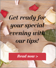 Read our tips to plan your dream evening